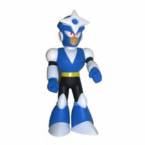 Boneco Megaman Retro-roto Shadowman Capcom Original Lacrado