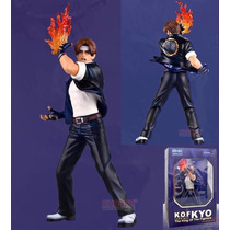 Boneco Kyo Escala 25 Cm Figura Snk The King Of Fighters Kof