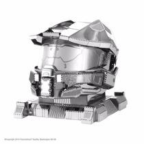 Mini Réplica De Montar Halo Master Chief H. Metal Earth Beek