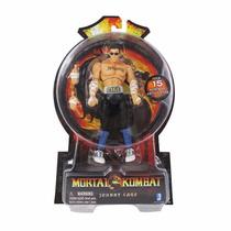 Boneco Novo Lacrado Mortal Kombat Action Figure Johnny Cage