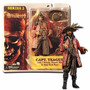 Boneco Neca Toys Original Piratas Do Caribe Capitão Teague