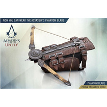 Hidden Blade Phantom Blade Assassins Creed Unity Novo