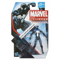 Black Spiderman Marvel Universe Hasbro Homem Aranha Negro