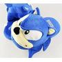 Pantufa Sonic The Hedgehog Sega Pelúcia Geek ~ Suika Games