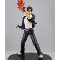 Action Figure The King Of Fighters Kyo 21cm Frete Grátis!