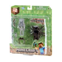 Minecraft Spider Jockey Pack Multikids Mania Virtual