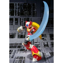 Action Figure Zero Type 2 Rockman Megaman Bandai