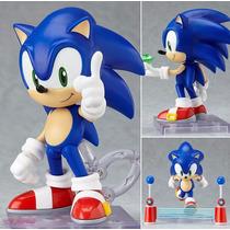 Sonic Boneco Action Figure Varios Acessórios - Frete Grátis