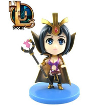 League Of Legends Boneco Action Figure Leblanc