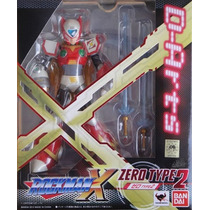 Pronta Entrega Megaman X Zero Type 2 - Bandai Original