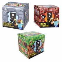 Mini Figure Miniatura Minecraft Melhor Preço Pronta Entrega