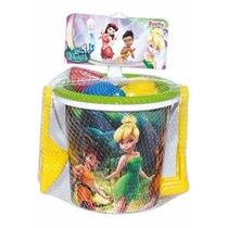Conjunto De Praia - Tinker Bell - Disney Fadas - Novabrink