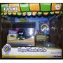Club Penguin Playset - Mundo Puffle Long Jump