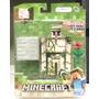 Tk0 Toy Minecraft Overworld S2 Iron Golem De Ferro Jazwares