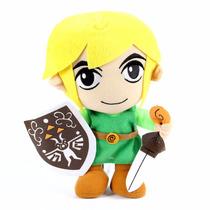 Pelucia Link Do Game Zelda - Incriveis 30cm!