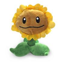 Pelúcia Sunflower, Do Jogo Plants Vs Zombies 1 E 2 - 20 Cm