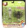 Tk0 Toy Minecraft Overworld S2 Spider Jockey Pack / Jazwares