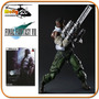 Final Fantasy Vii Advent Children Barret Wallace Play Arts K
