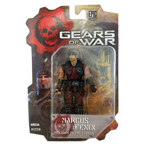 Gears Of War: Marcus Fenix Bloody Variant - Neca 3/4