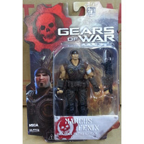 Tk0 Toy Gears Of War S2 10cm Marcus Fenix / Neca