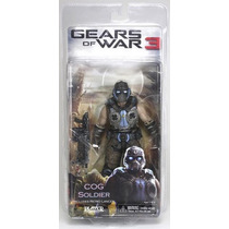 Gears Of War 3: Cog Soldier - Neca Toys