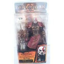 Boneco Kratos Armadura De Ares God Of War 2 - Neca