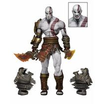 Kratos Ultimate - Ghost Of Sparta - Neca 2016 - God Of War 3