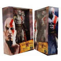 Boneco Kratos - God Of War Ii - Player Select - Neca