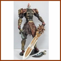 Kratos - God Of War - Armadura De Ares - Pronta Entrega