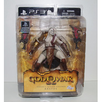 Action Figure Kratos God Of War Ps3 Dc Unlimited