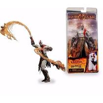 Action Figure God Of War - Kratos Blades Of Athena - Neca