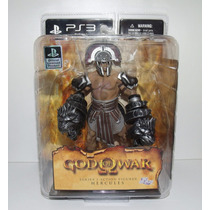 Action Figure Hercules God Of War Ps3 Dc Unlimited