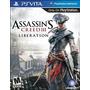 Assassins Creed 3 Liberation - Ps Vita/novo