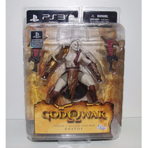 Action Figure Kratos God Of War Ps3