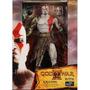 Action Figure Kratos God Of War 12 Lacrado