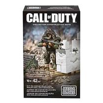 Mega Bloks Call Of Dutty Ghillie Suit Sniper 42peças