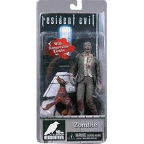Resident Evil: Zumbi Com Cão Cerberus Neca - Lacrado