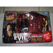 Carlos Oliveira Vs Nemesis Resident Evil 3