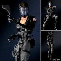 Residente Evil Lupo - Operation Raccoon City Play Arts