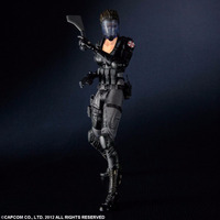 Lupo - Resident Evil - Operation Racoon City Play Arts Sq-12