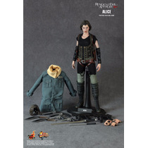 Tk0 Toy Hot Toys Resident Evil 4 Afterlife Alice