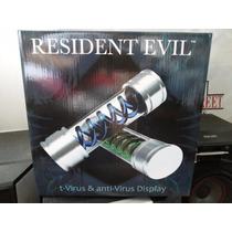 Resident Evil Replica T-virus + Antivirus - Umbrella Capcom