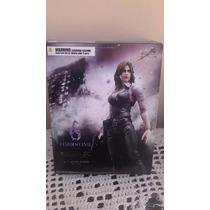 Resident Evil 6 Helena Play Arts Kai - Action Figure - Novo