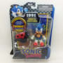 Boneco Sonic The Hedgehog + Moto Bug Sega