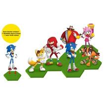 Boneco Miniatura Sonic Boom Lacrado Sortido Tomy Original