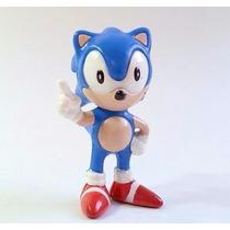 Miniatura Boneco Sonic Tectoy Sega Raridade Novo (unidade)