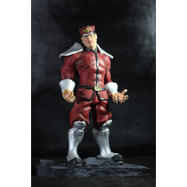 Estatua M. Bison Street Fighter 40 Cm Original