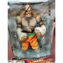 Street Fighter - Sagat - Sota Toys - Variant Orange - 26 Cm