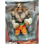Street Fighter - Sagat - Sota Toys - Variant Orange - 26 Cm