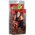 Street Fighter Iv Ken Costume Neca * Novo * Capcom